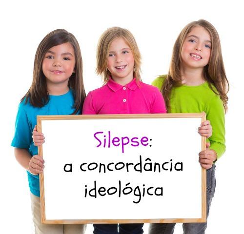 Silepse é um tipo de concordância referencial e é classificada em três tipos: número, gênero e  pessoa