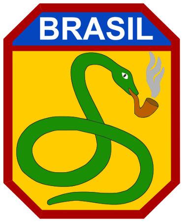 Símbolo da Força Expedicionária Brasileira