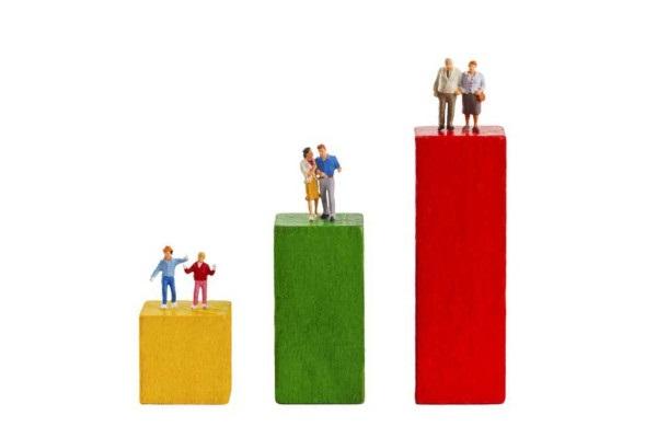 As taxas de natalidade e de mortalidade são indicadores sociais que representam a dinâmica da população mundial.