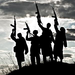 Terroristas da Al- Qaeda