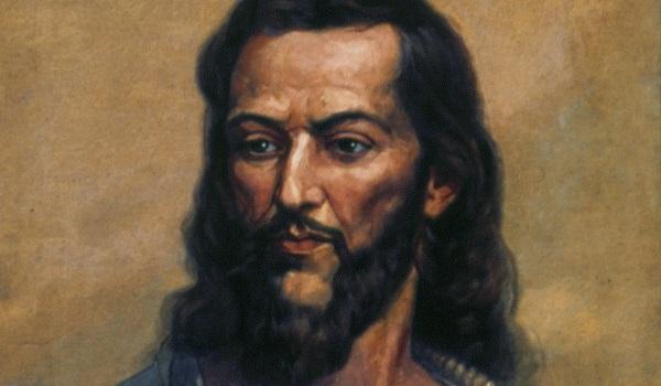 Pintura de Oscar Pereira da Silva traz o rosto idealizado de Tiradentes*