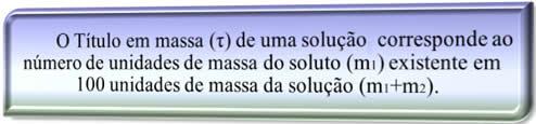 Definição conceitual de Título em massa.