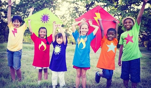 Toda criança tem o direito de crescer em ambiente seguro e saudável