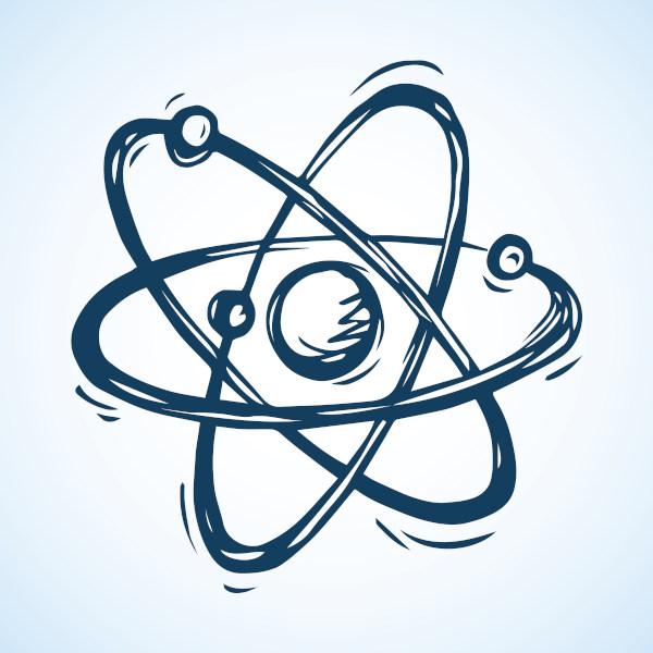 A atomística é a área da química que lida com os conceitos relacionados ao átomo, a unidade básica da matéria.