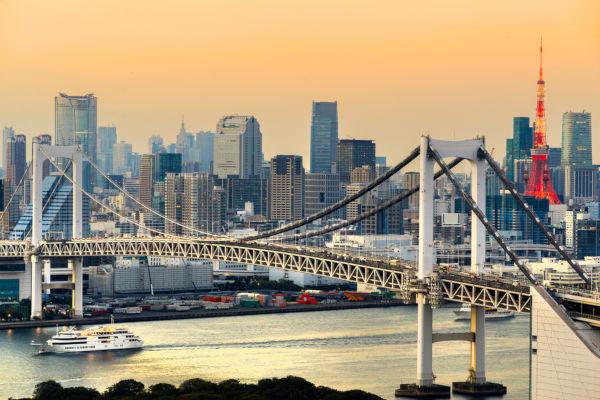 Tóquio corresponde a uma das prefeituras do Japão, localizada na Ilha de Honsu.