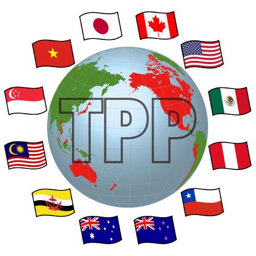 TPP é um acordo de livre-comércio firmado entre doze países da Ásia, Oceania e  Américas