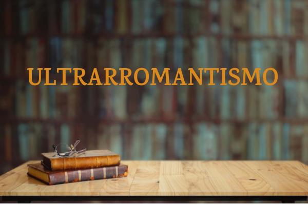 O ultrarromantismo é também conhecido como segunda geração romântica.
