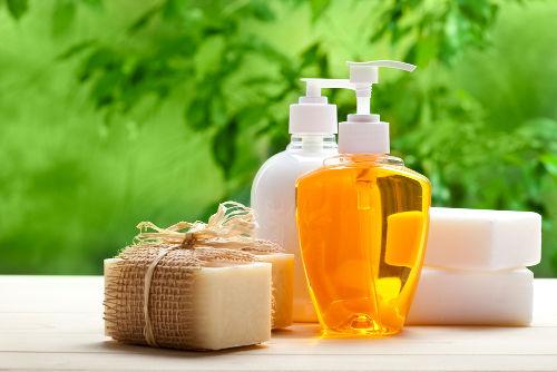 Uma das aplicações do glicerol é na composição de produtos de higiene pessoal