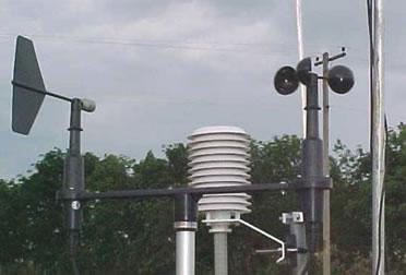 Sensor utilizado para medir temperatura e umidade do ar