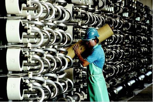 Unidade de dessalinização de água por Osmose Reversa
