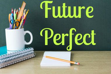 "Usamos ""will have"" seguido do ""Past Participle"" do verbo principal para indicar o tempo ""Future Perfect"""
