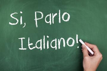 Vamos aprender o Italiano?