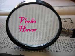 Tal verbo encontra-se relacionado a pormenores distintos