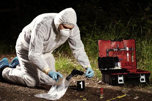 Vestígios biológicos podem ser utilizados para desvendar crimes