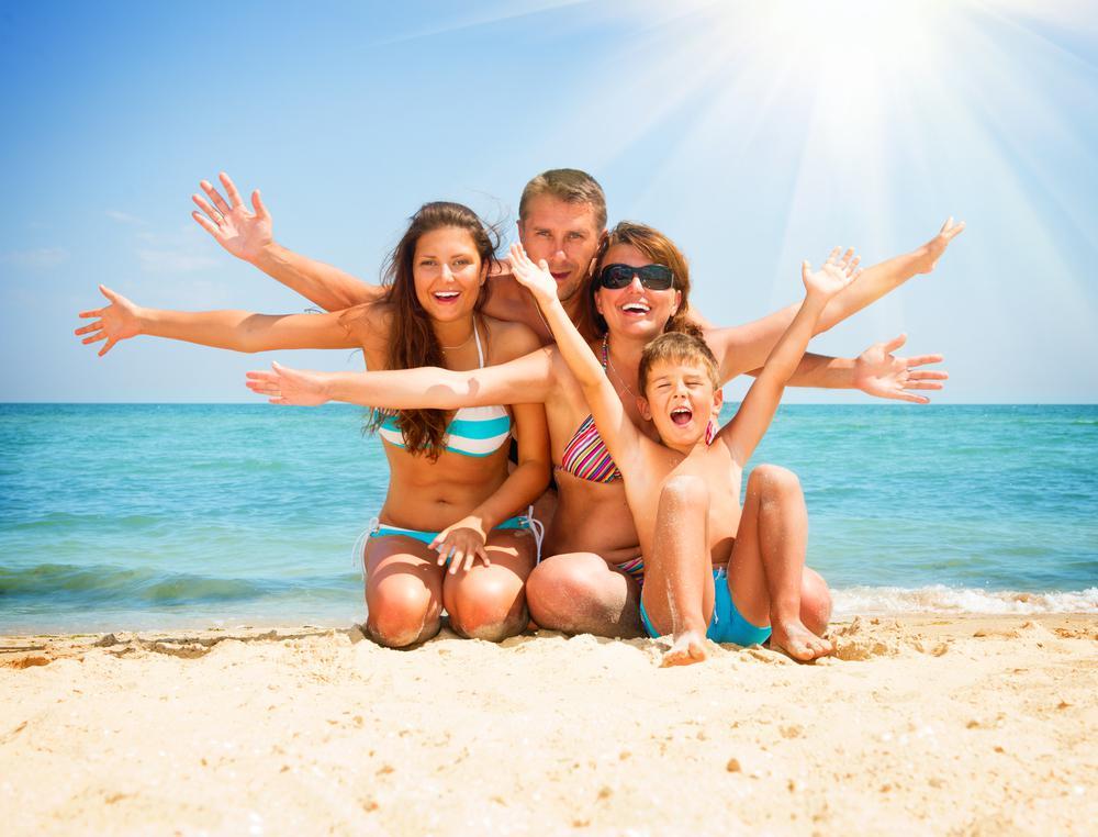 Viagens em família devem ser programadas com antecedência