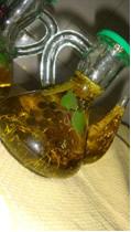 Vinagre formado pela oxidação do etanol pelo oxigênio