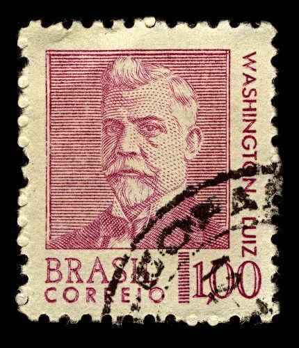 Washington Luís foi o último presidente da República Velha e governou de 1926 a 1930. Foi deposto durante a Revolução de 1930.*