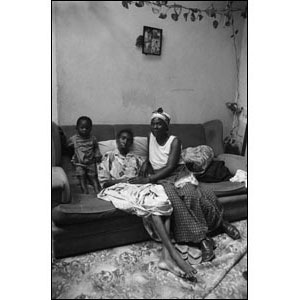 A AIDS atinge milhões de pessoas na África Subsaariana