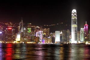 Hong Kong, integra os Tigres Asiáticos