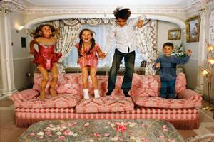 O relacionamento durante a infância é um aprendizado