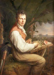Humboldt, precursor da Geografia moderna