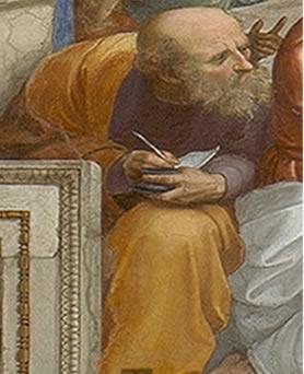 Anaximandro Discípulo de Tales - Assim como seu mestre, procurou compreender o princípio(arKhé) que origina toda realidade