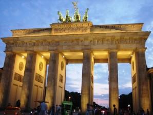 Monumento estabelecido na cidade de Berlim