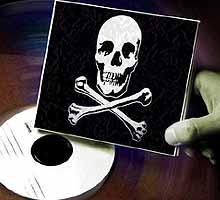 Para muitos especialistas, a pirataria é o crime do século XXI