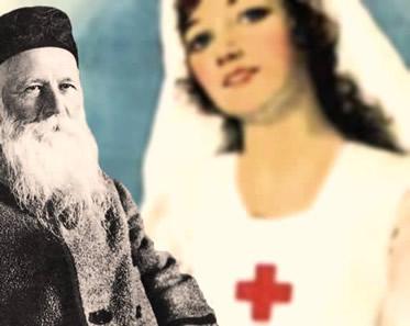 Henry Dunant originou a Cruz Vermelha após observar os horrores da Batalha de Solferino