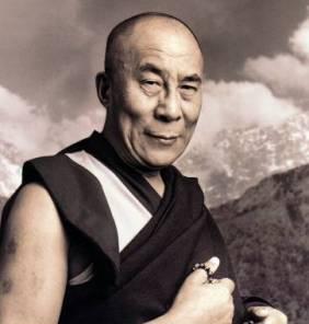 Tenzin Gyatso, o atual Dalai Lama