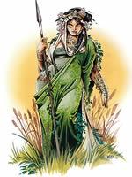 Demeter - deusa da agricultura