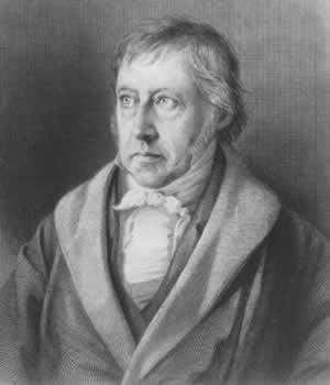 Para Hegel a razão