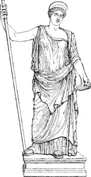 Hera: rainha dos deuses