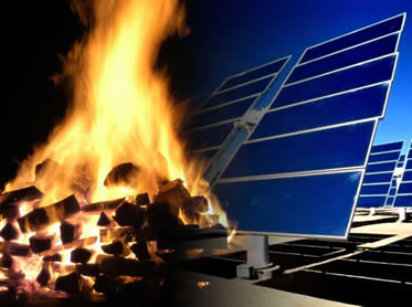 A busca por fontes de energia aparece desde os tempos da Pré-História.