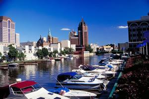 Milwaukee é a maior cidade de Wisconsin