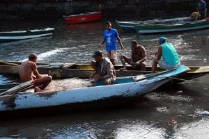 Pesca artesanal é uma atividade extrativista animal