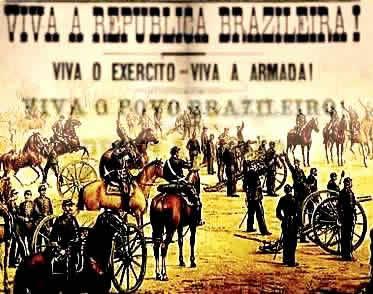 A República foi criada no Brasil pelo viés de um projeto visivelmente conservador