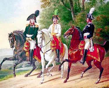Santa Aliança: a mobilização dos monarcas europeus contra os levantes de caráter liberal