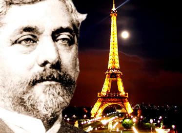 Gustav Eiffel foi criticado pelo projeto que fundou esse importante monumento francês