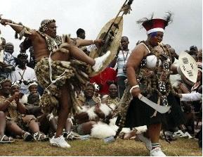 Manifestação cultural através da dança