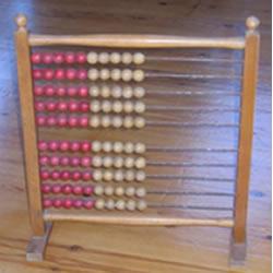 Antigo instrumento utilizado para realizar cálculos