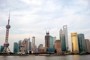 Xangai, uma das maiores metrópoles da China