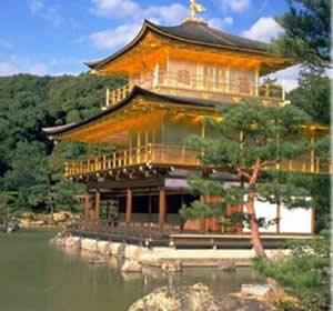 Arquitetura típica de países do Extremo Oriente
