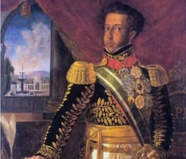 Dom Pedro I, autoritarismo à frente do governo.