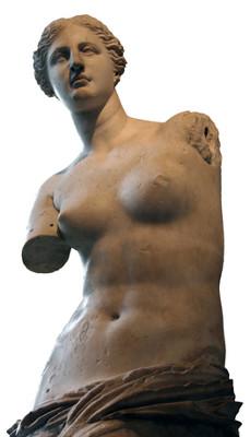 Afrodite: deusa grega da beleza, da paixão sexual