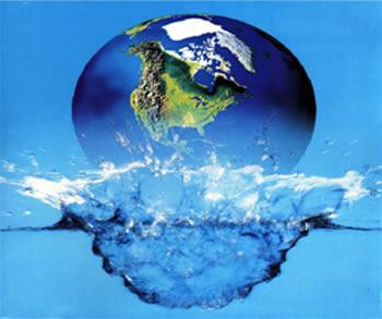 Água, um bem essencial à vida no planeta