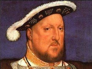 Henrique VIII, primeiro líder supremo da Igreja Anglicana