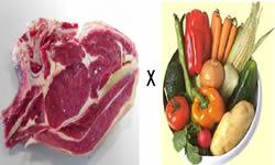 Alimentação animal e vegetal