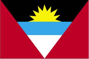 Bandeira de Antígua e Barbuda