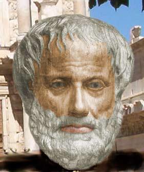 Aristóteles - Desenvolvedor do primeiro sistema lógico.